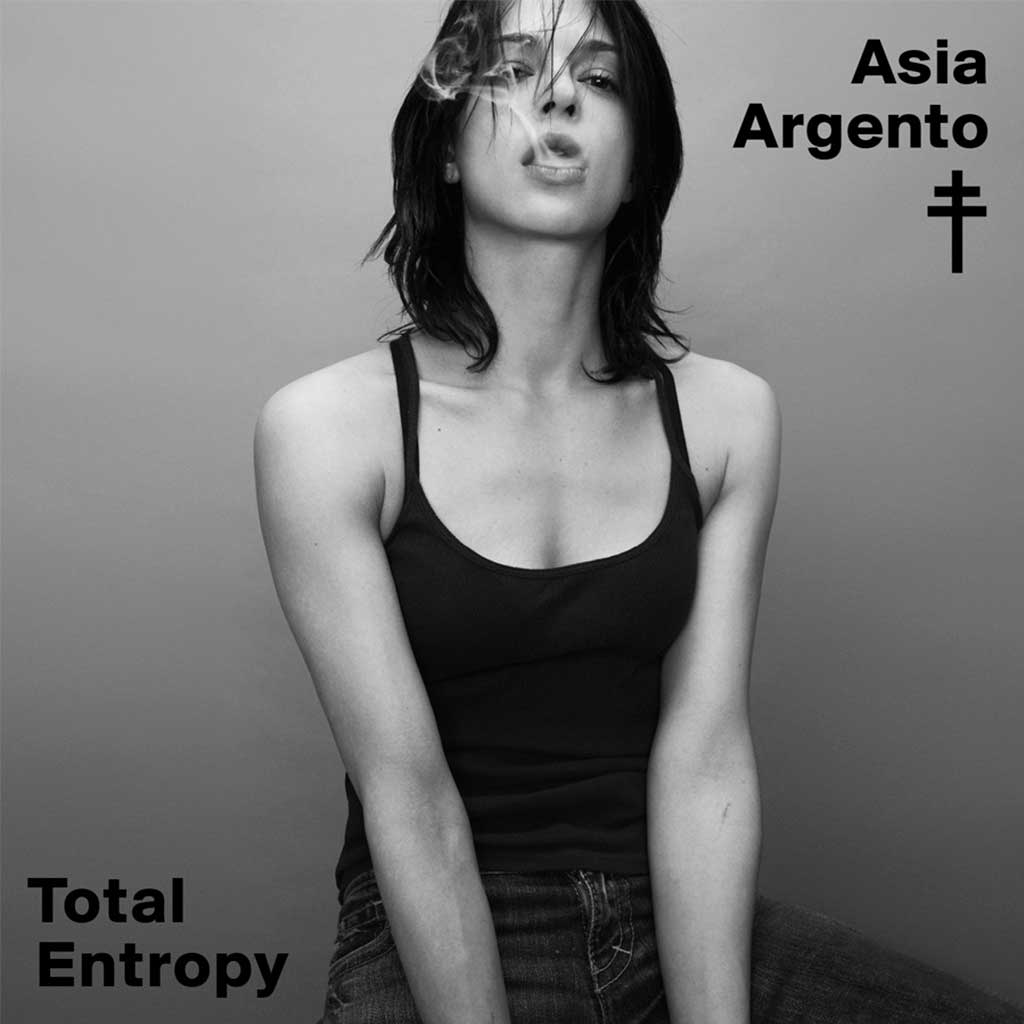 Asia Argento 'Total Entropy'