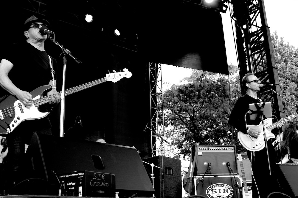Wire @ Pitchfork Music Festival