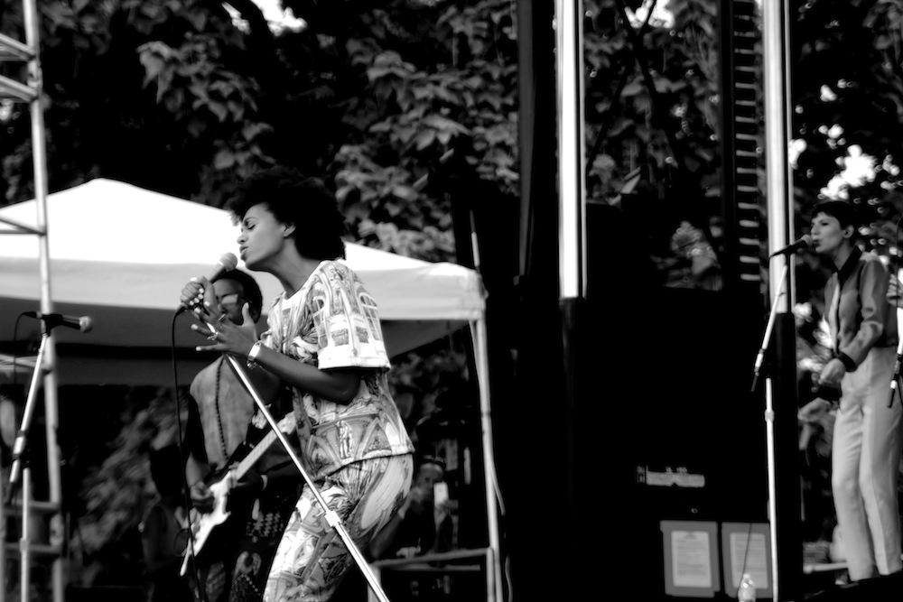 Solange @ Pitchfork Music Festival