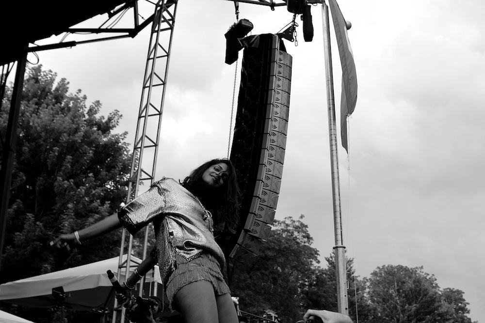 M.I.A. @ Pitchfork Music Festival
