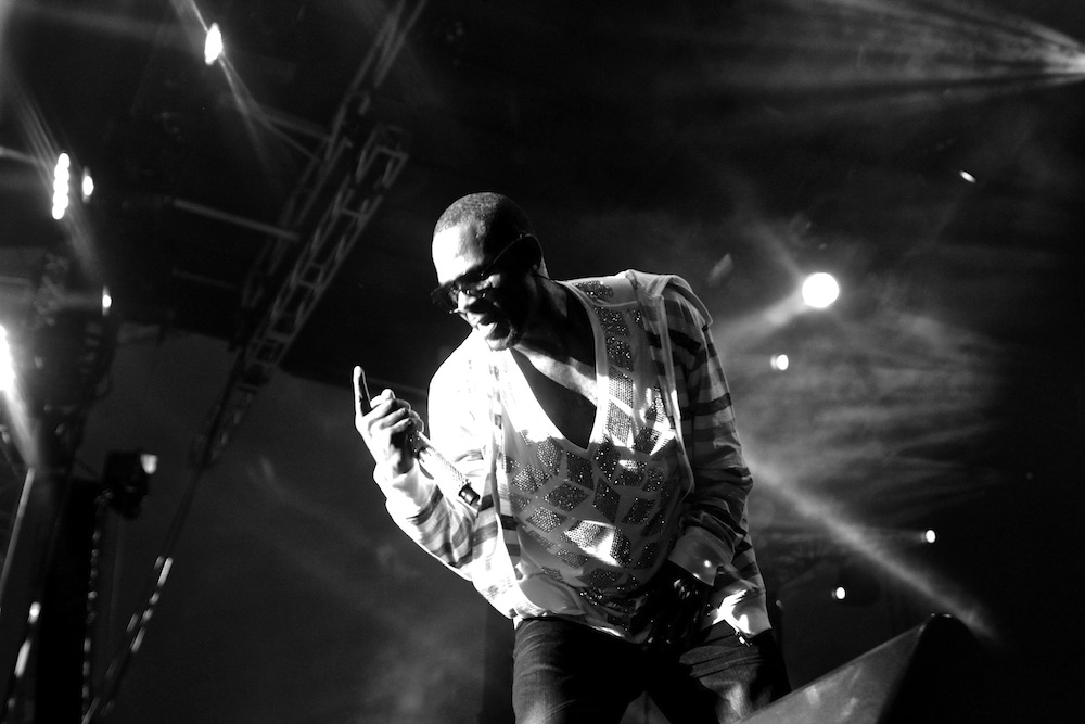 R. Kelly @ Pitchfork Music Festival