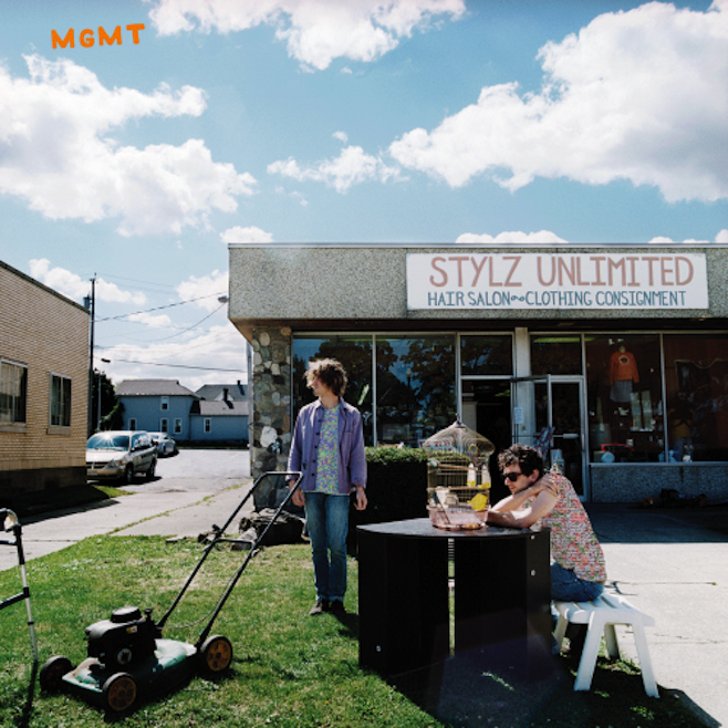 MGMT's 'self-titled' album