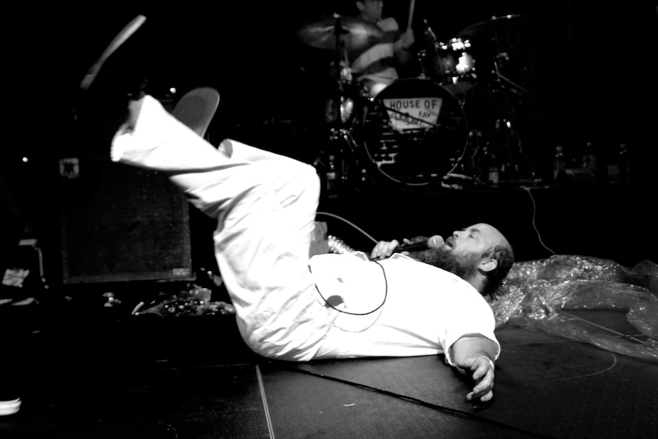 Les Savy Fav @ The House of Vans