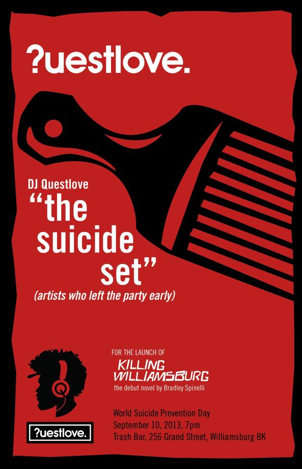 Questlove's 'The Suicide Set'