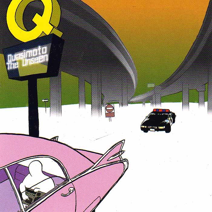 Quasimoto - 'The Unseen'