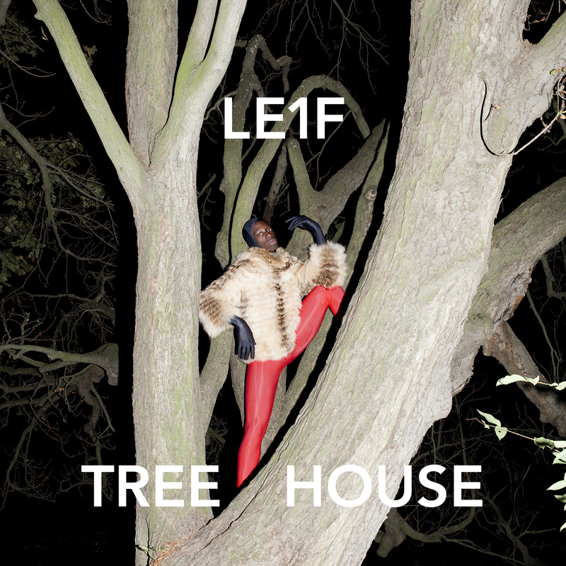 Le1f - 'Tree House' mixtape