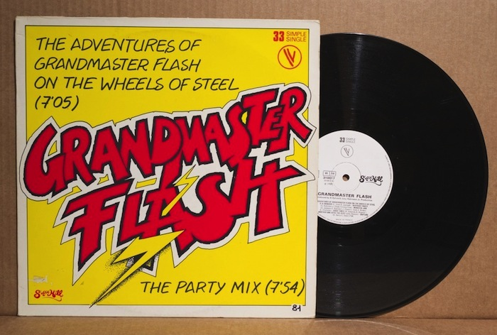 Grandmaster Flash and the Wheels of Steel mega-mix
