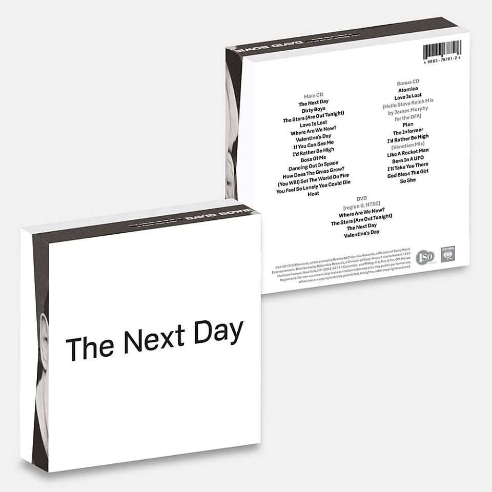 David Bpwie - 'The Next Day Extra'