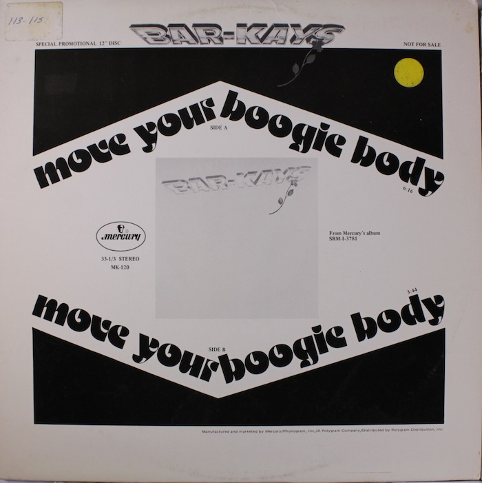 """Move Your Boogie Body"""