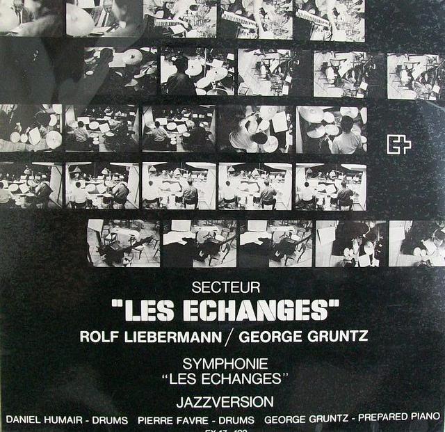 """""""Les Echanges"""""""