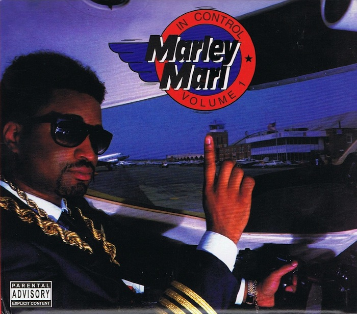 Marley Marl's 'In Control Volume 1'