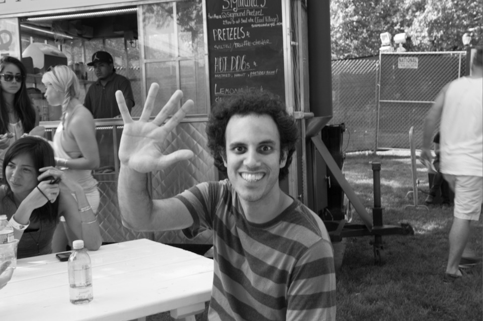 Four Tet @ Electric Zoo