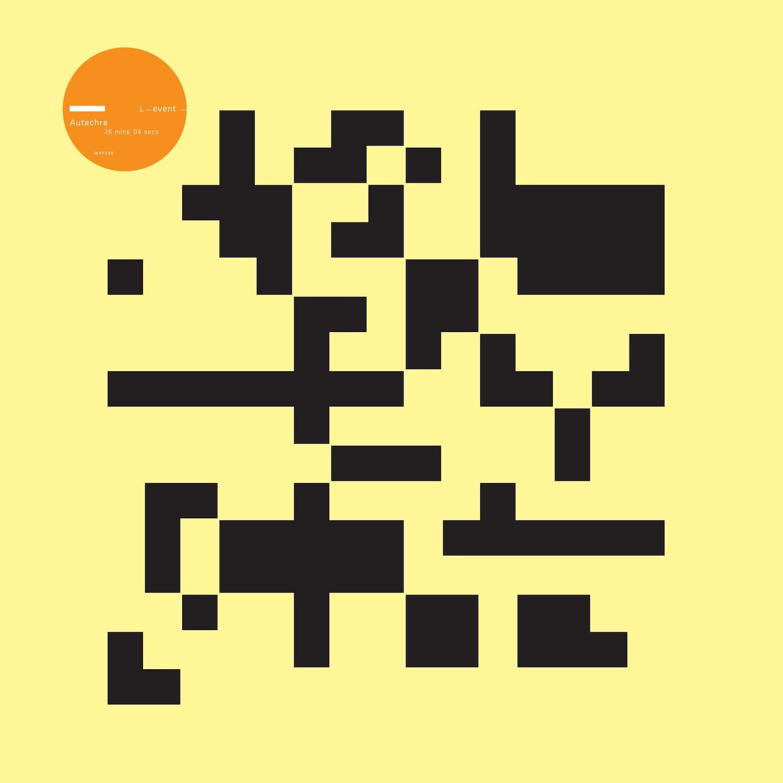 Autechre - 'L-Event' EP