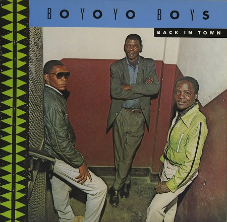 Boyoyo Boys - 'Back in Town'