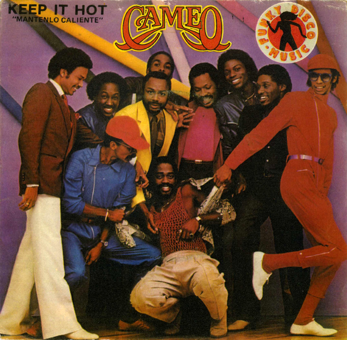 "Cameo - ""Keep It Hot"""