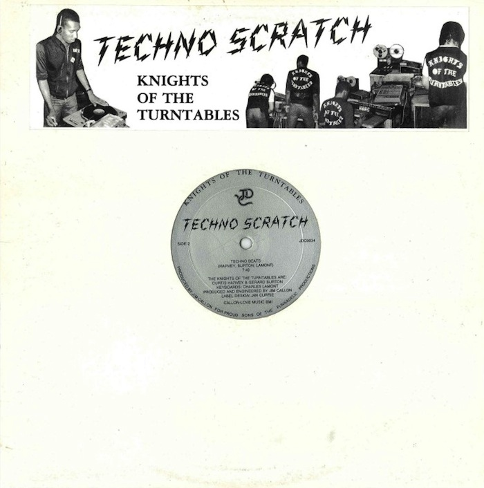 """Techno Scratch"""