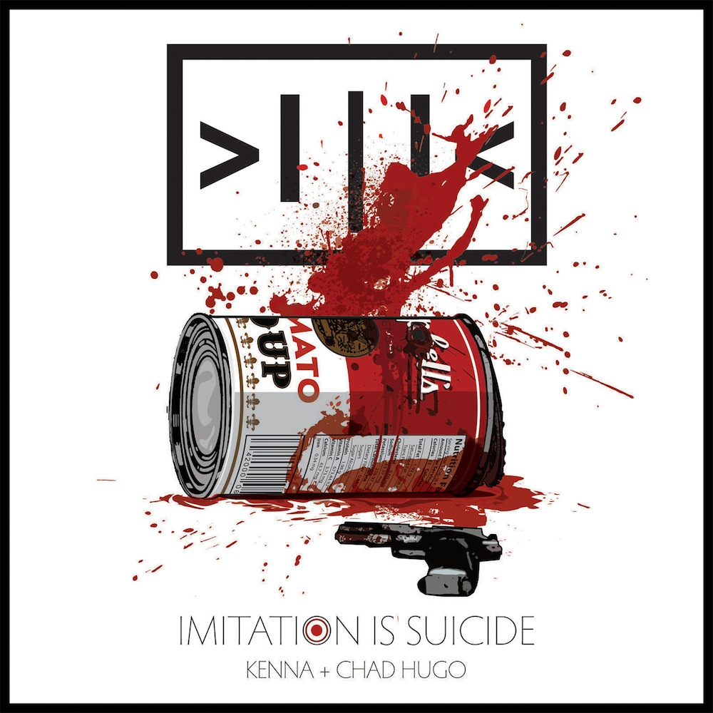Kenna's 'Imitation is Suicide' EP
