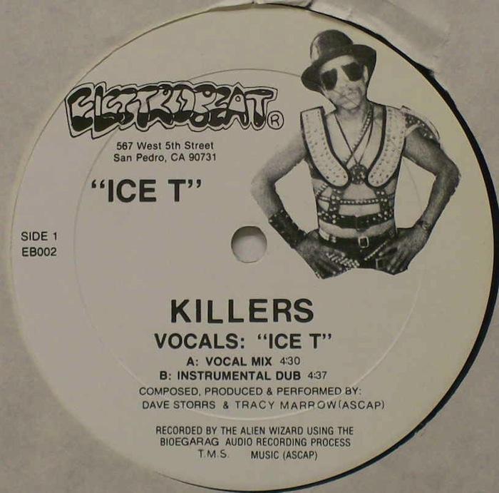 "Ice T - ""Killers"""