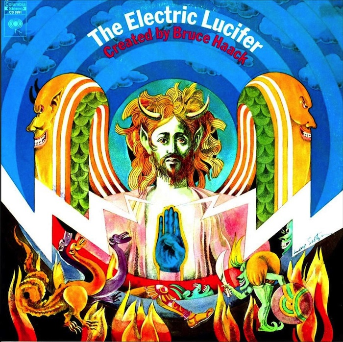 Bruce Haack - 'The Electric Lucifer'