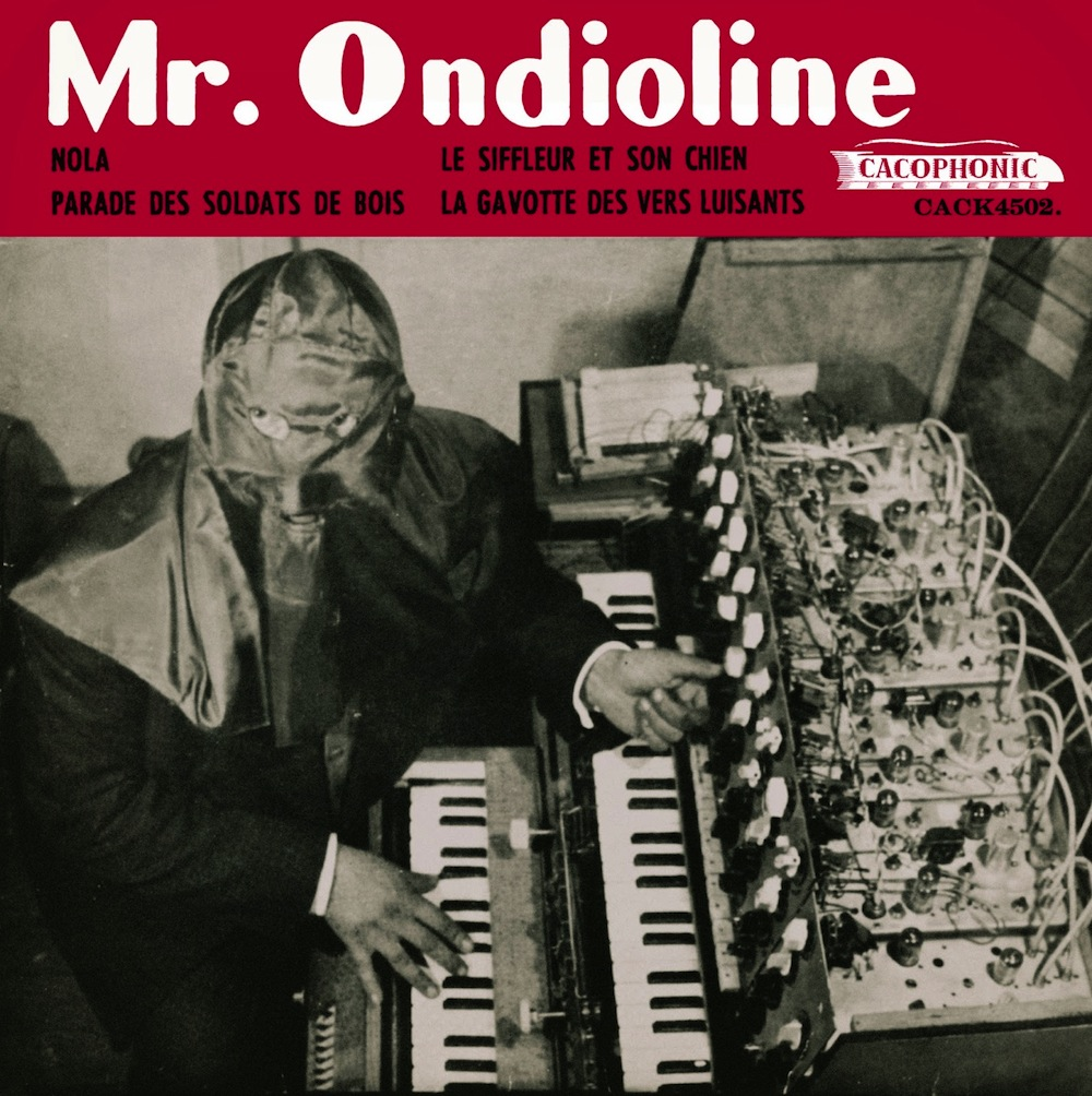 'Mr. Ondioline'