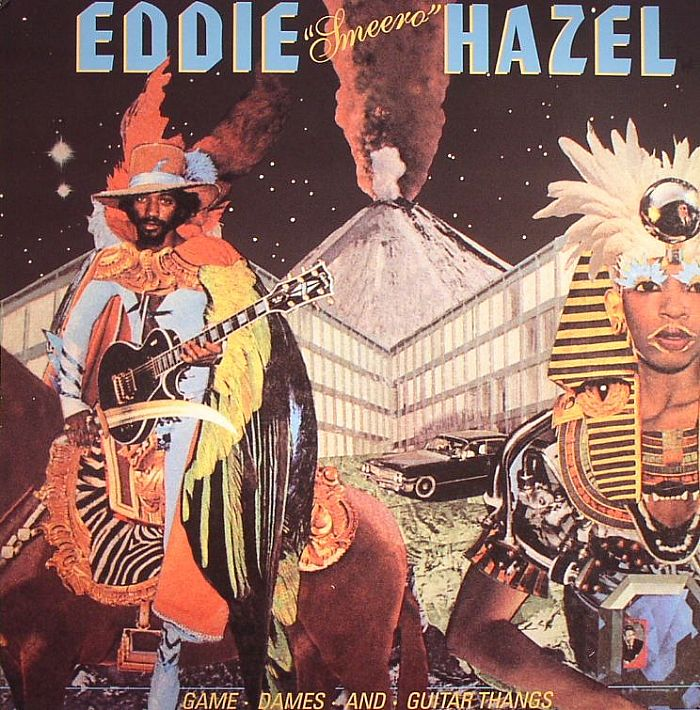 Eddie Hazel album cover