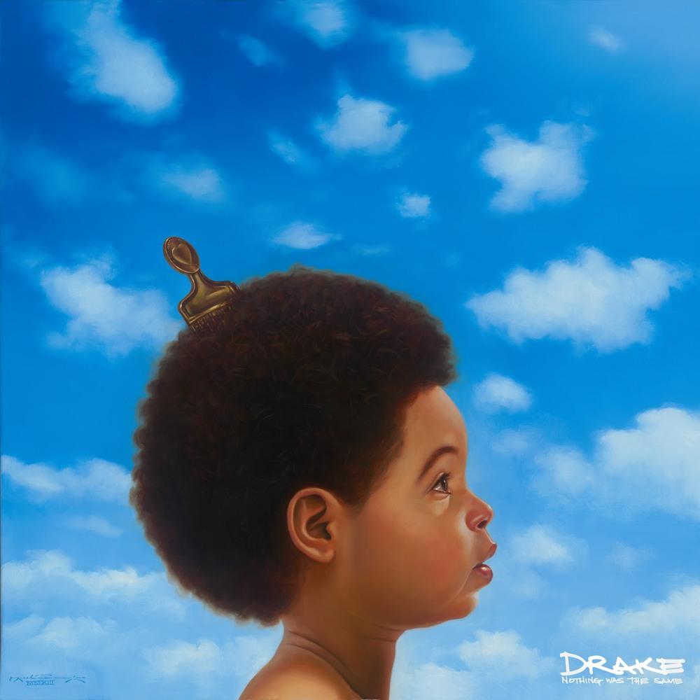 Drake - 'Nothing Was the Same' Album Art