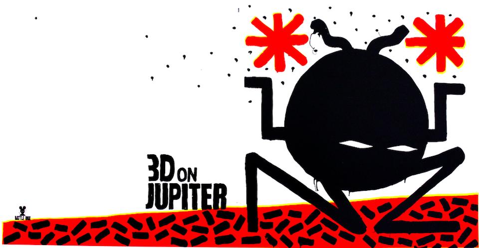 """""""3D on Jupiter"""""""
