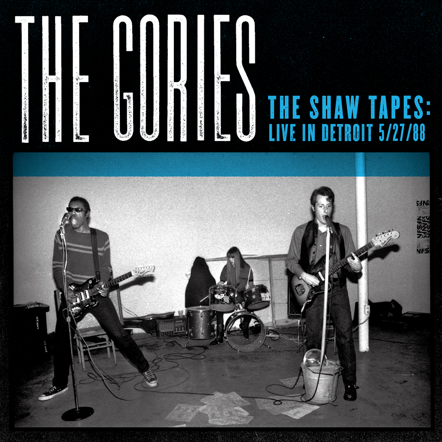 The Gories - 'The Shaw Tapes'