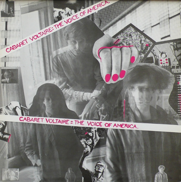 Cabaret Voltaire - 'The Voice of America'