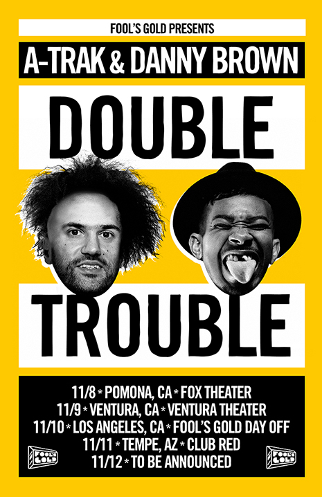 'Double Trouble' tour