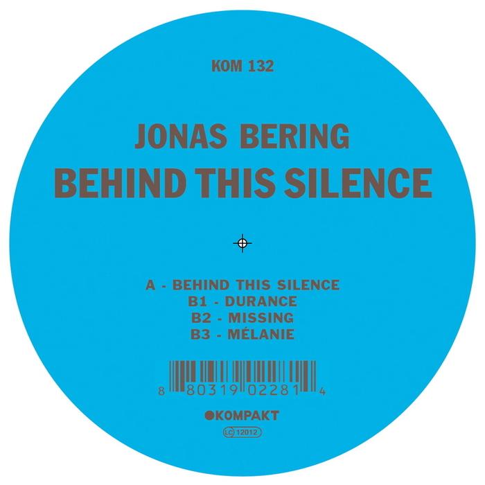 Jonas Bering - 'Behind This Silence'