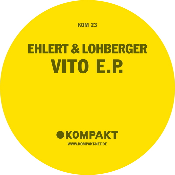 Ehlert & Lohberger - 'Vito E.P.'