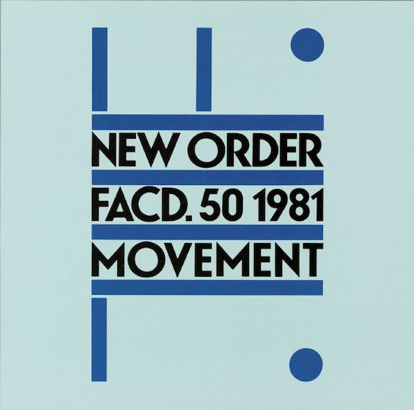 New Order - 'Movement'
