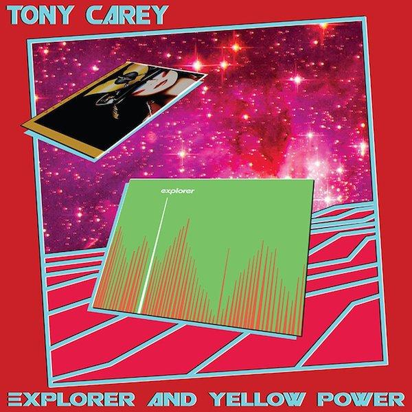 Tony Carey - 'Explorer and Yellow Power'