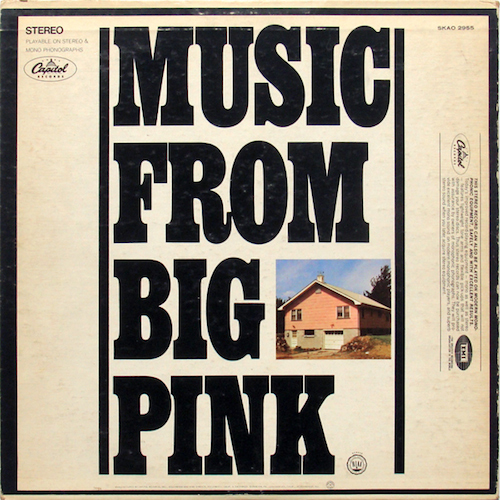 'Music From Big Pink'