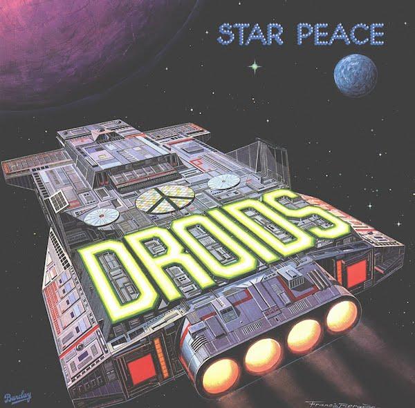 Droids - Star Peace (Front)
