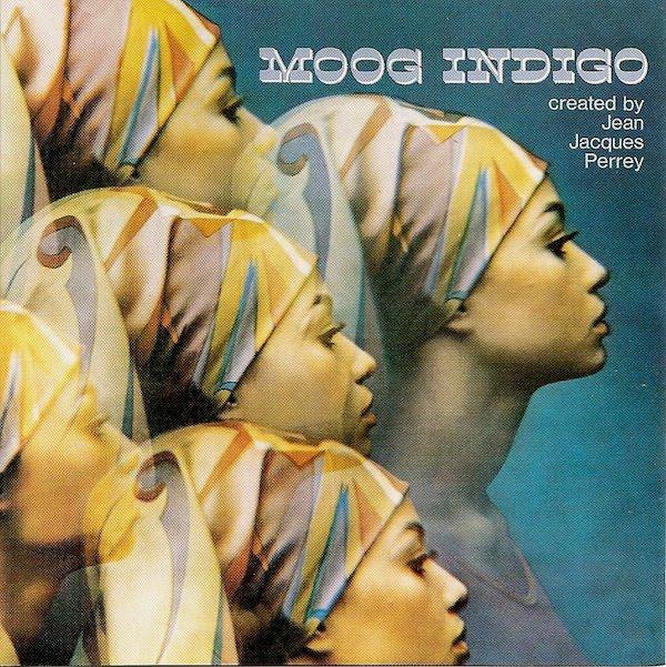 Moog Indigo - Front