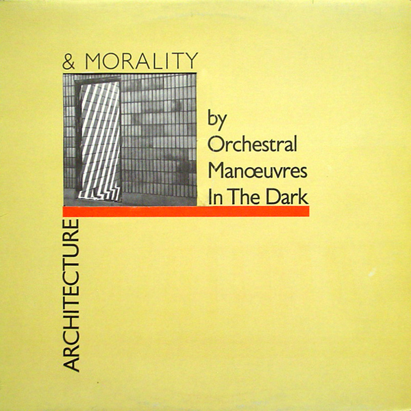 OMD - 'Architecture and Morality'