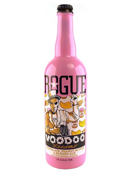 Rogue Voodoo Donut