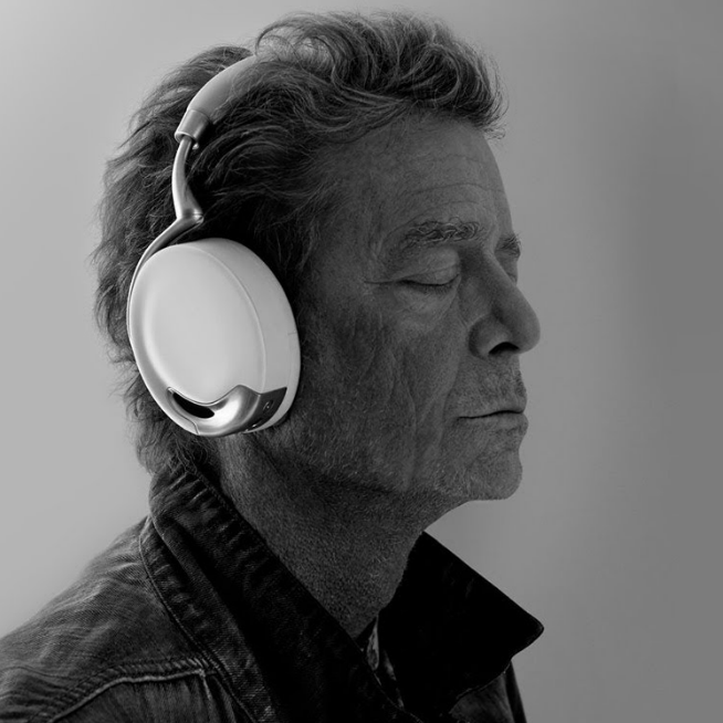 Watch Lou Reed's Last Interview - self-titled