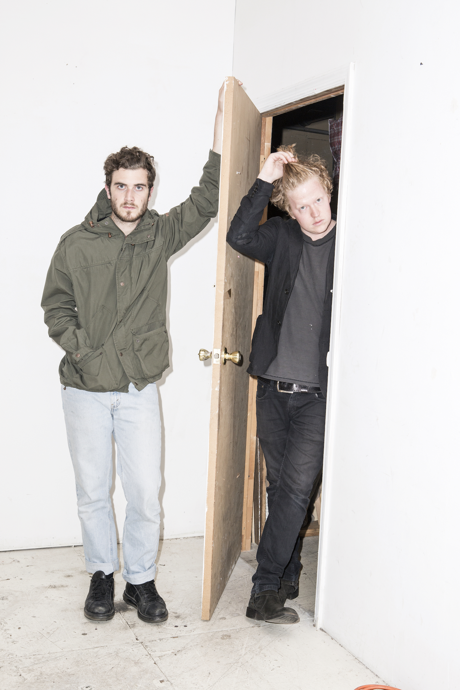 Delving Into the Darkside of Nicolas Jaar and Dave Harrington