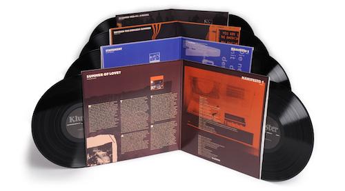 Vinyl on Demand's Kluster box sets
