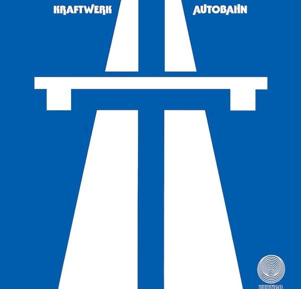 Kraftwerk's 'Autobahn' LP