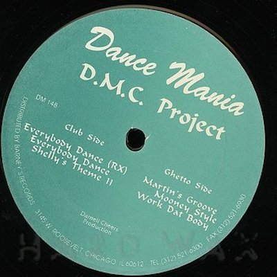 D.M.C. Project - Everybody Dance