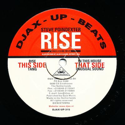 """Steve Poindexter - """"Rise"""""""