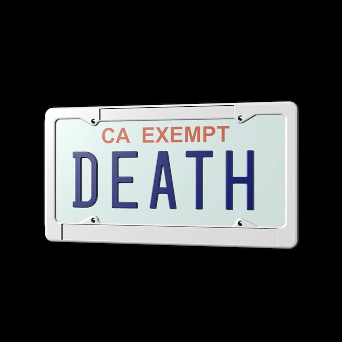 Death Grips - 'Government Plates'