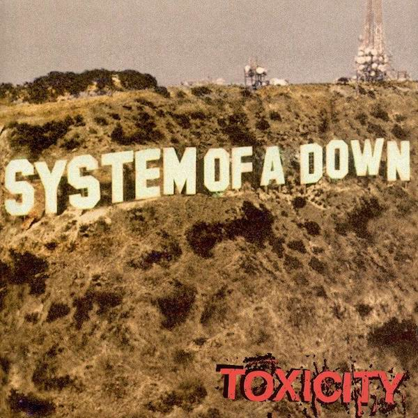System of a Down - 'Toxicity'