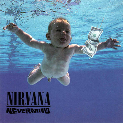 Nirvana - 'Nevermind'
