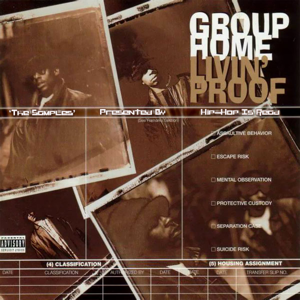 Group Home - 'Livin' Proof'