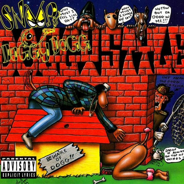 Snoop Dogg - 'Doggystyle'